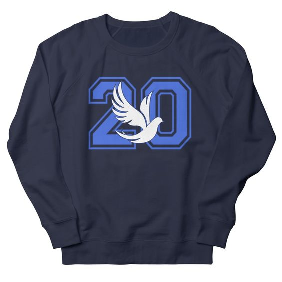 20 Dove Sweatshirt EL20F1