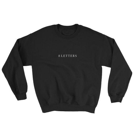 8 Letters Sweatshirt SM26MA1