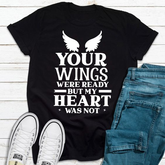 Your Wings T-Shirt SR5MA1
