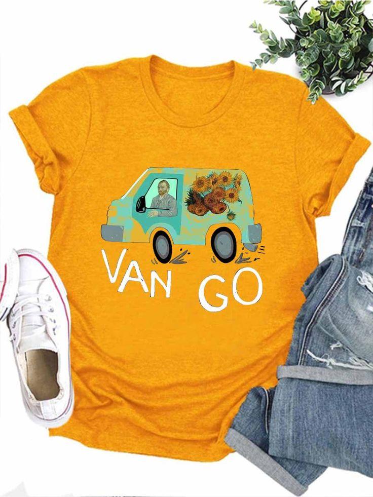 Van Go T-Shirt EL11M1