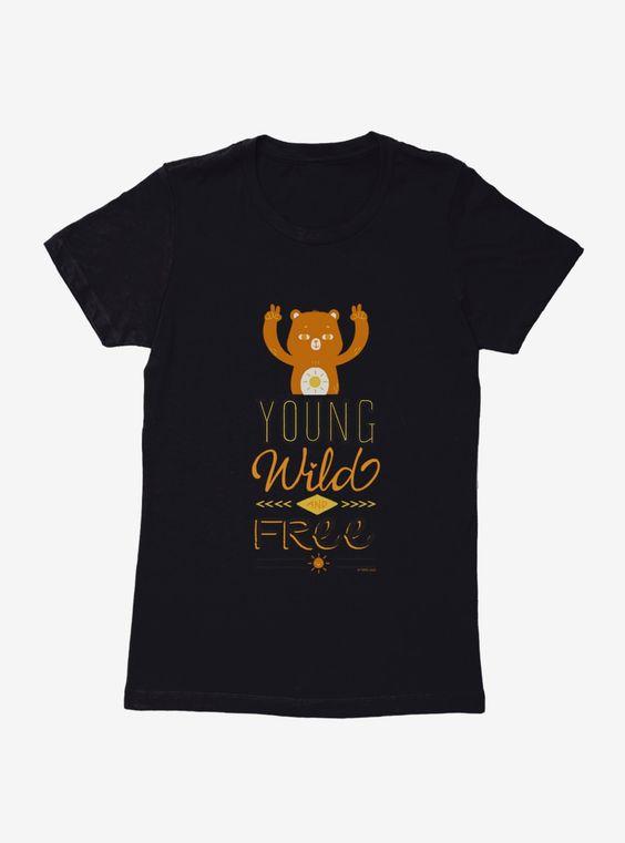 Young Wild T-Shirt EL8M1